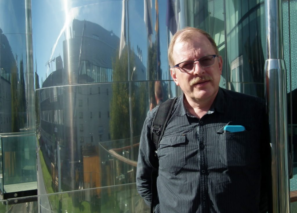 Mart Laanpere (Foto: Karol Sepik)